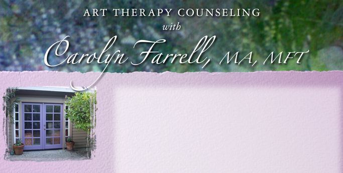 Art Therapy Counseling with Carolyn Farrell, MA, MFT